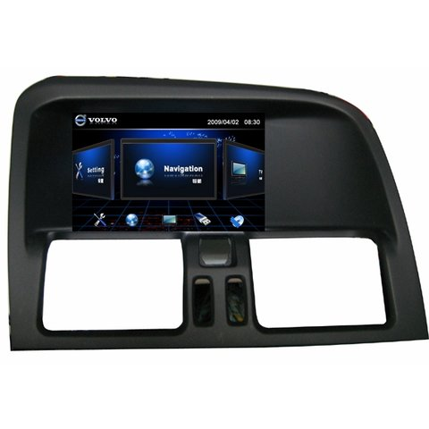 Volvo XC60 Monitor Trim Plate Preview 1