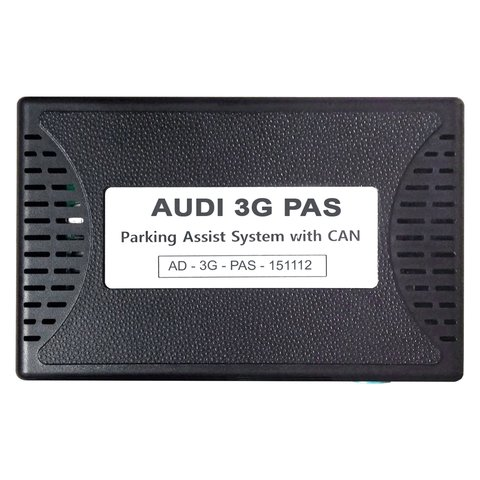 Camera Adapter for Audi 2009 - 2014 MY with Active Parking Guidelines Preview 1