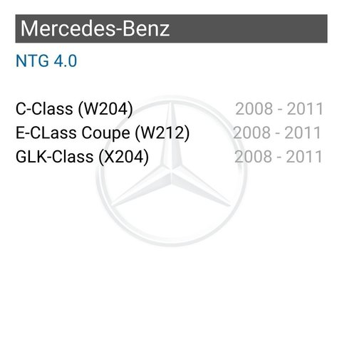 Wireless CarPlay and Android Auto Adapter for Mercedes-Benz with NTG 4.0 Preview 1