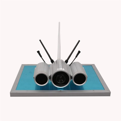 Безпровідна IP-камера спостереження HW0029-6-4G з сонячною панеллю (720p, 2 МП) Прев'ю 1