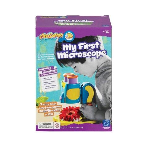 Обучающая игрушка Educational Insights серии Геосафари: Мой первый микроскоп Превью 1