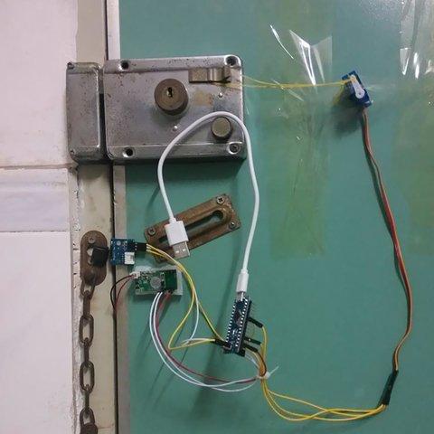 OKYSTAR UART 125 кГц EM4100 RFID-модуль RDM6300 Прев'ю 6