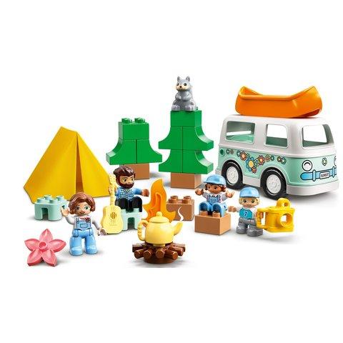 Конструктор LEGO DUPLO Семейное приключение на микроавтобусе 10946 Превью 1