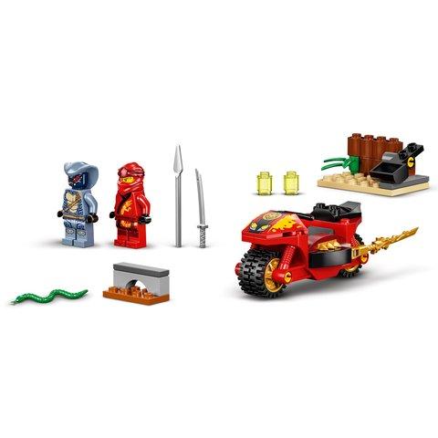 Конструктор LEGO NINJAGO Мотоцикл с мечами Кая 71734 Превью 4