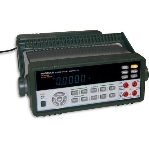 Professional Digital Multimeter MASTECH MS8050 Preview 1