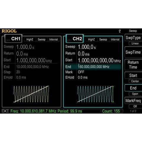 Arbitrary Waveform / Function Generator RIGOL DG4062 Preview 9