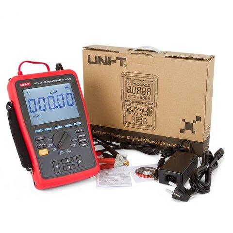 Digital Micro Ohm Meter UNI-T UT620B Preview 7